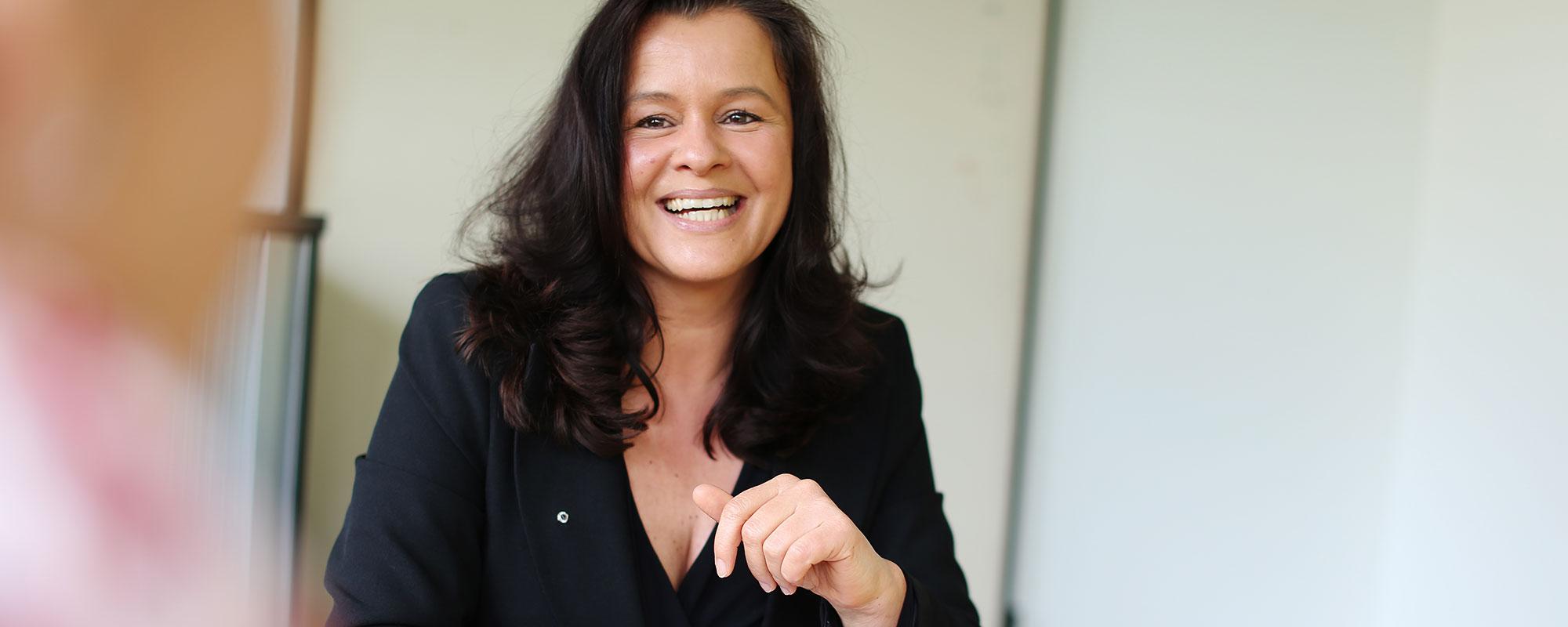 Janina Krüger Geschäftsführung Ehrenamt Agentur Essen