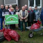 Ehrenamt Agentur Essen e.V. - Kleingartenverein Hagedorntal e.V. sammelt beim pbSZ