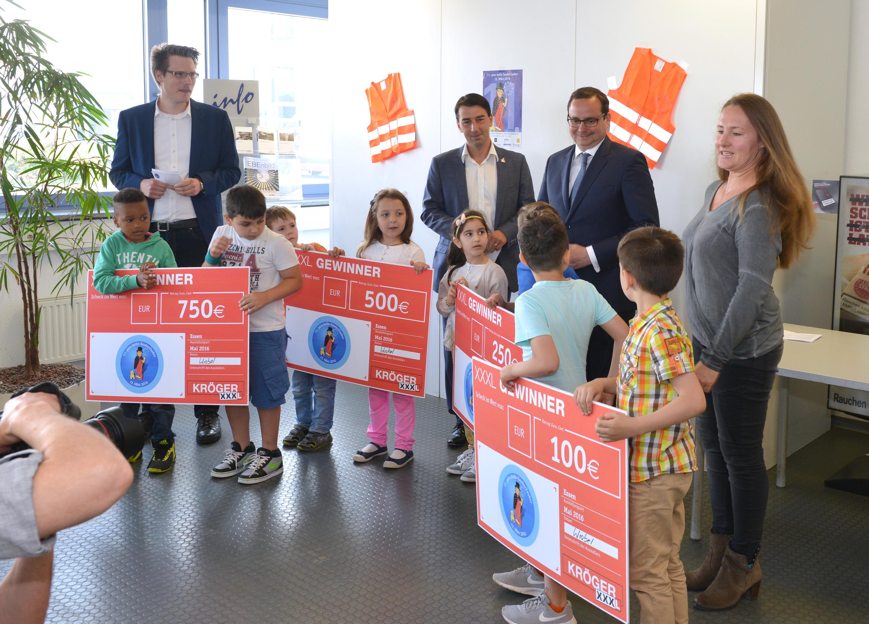 Tolles Bürgerengagement Ausgezeichnet Preisverleihung Zum 11