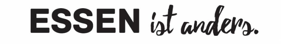 Logo Essen ist anders