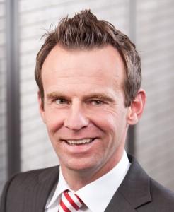 Stefan Dunkel von der Sparda Bank West