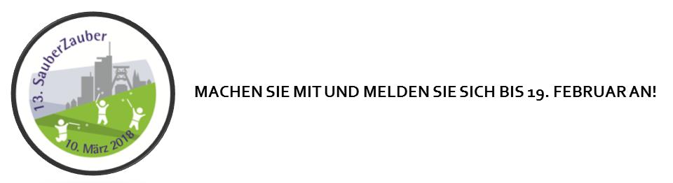 Logo SauberZauber 2018